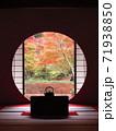 鎌倉の明月院 71938850
