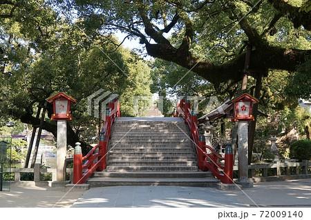 太宰府天満宮の太鼓橋 72009140