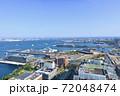 横浜の港 from観覧車 72048474
