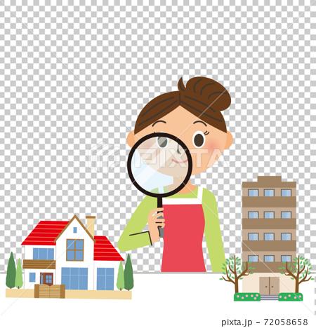 媽媽考慮購買公寓或獨立屋 72058658
