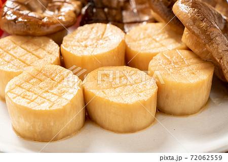 エリンギのバター醤油焼き。 72062559