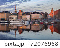 Gamla Stan - Old Town of Stockholm 72076968