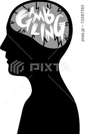 脳とギャンブル 72087565
