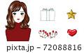 女性からの贈り物セット 72088816