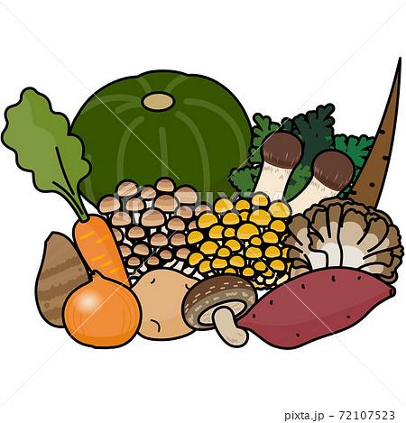 旬 秋 の 野菜 が 秋が旬の野菜をおいしく食べよう!