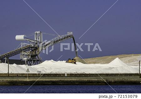 三ツ子島埠頭株式会社 工業塩集積所 広島県呉市 72153079