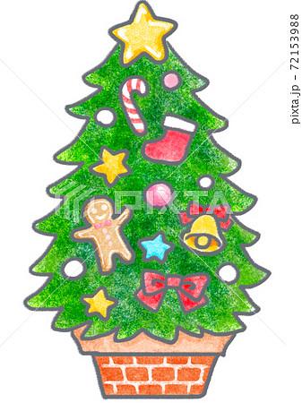 クリスマスツリー 72153988