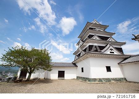 大洲城 -左右の二重櫓を従えた四重天守- 愛媛県大洲市大洲 72161716