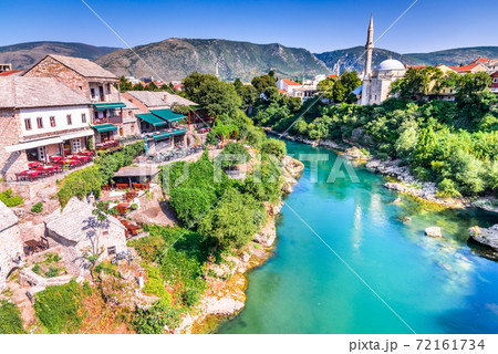 Mostar, Bosnia and Herzegovina 72161734