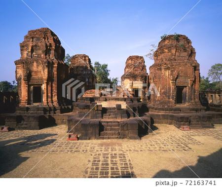 ムアンタム遺跡のプラコンチャイの中央祠堂 72163741
