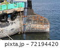 バラ積船の舵 72194420