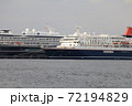 横浜港大さん橋 72194829