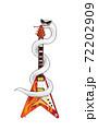 白蛇&フライングV 72202909