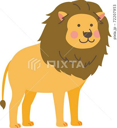 ライオン 72207953