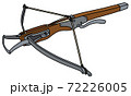 The historical wooden crossbow 72226005