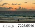 カンクンビーチの休日 72236540