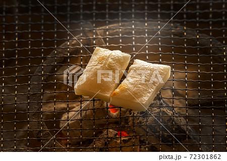 やきたてお餅 日本食 Dish Japanese foods of the rice cake 72301862