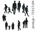 多種多様な生活様式のイメージカット 72317184