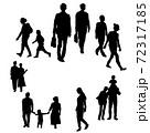多種多様な生活様式のイメージカット 72317185