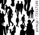 多種多様な生活様式のイメージカット 72317186