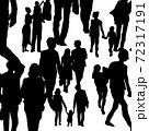 多種多様な生活様式のイメージカット 72317191
