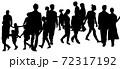 多種多様な生活様式のイメージカット 72317192