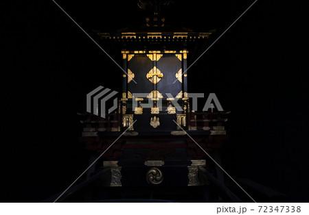 熱海市・来宮神社の神輿(みこし) 72347338