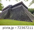 2014年の熊本城(北十八間櫓) 72367211