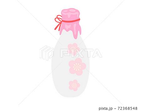 ひな祭りの甘酒のイラスト 72368548