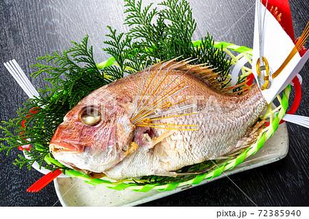 鯛の焼き物 イメージ 72385940