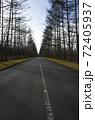 冬の道 72405937