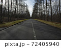 冬の道 72405940