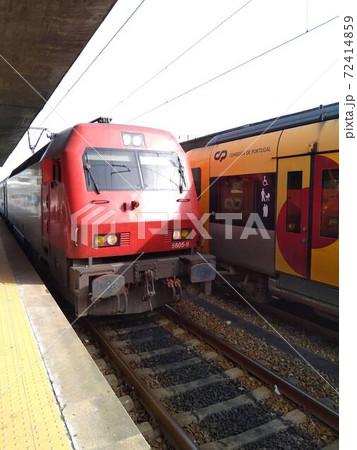 ポルトガル鉄道:アルファ・ペンドゥラール 72414859