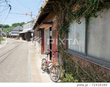 松合のノスタルジックな街角 (熊本県宇城市) 72416160
