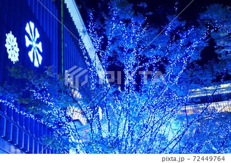 クリスマスイルミネーション@博多駅 72449764