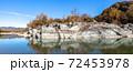 秋の長瀞渓谷 72453978