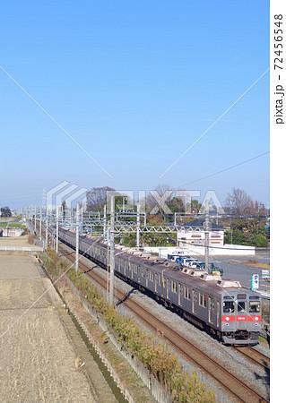 東武スカイツリーラインを行く東急8500系電車 72456548