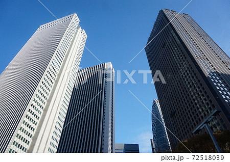高層ビル 都市 72518039