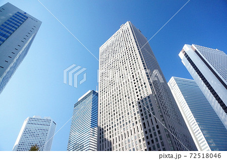 高層ビル 都市 72518046