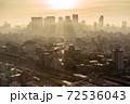東京・朝・中野サンプラザから 72536043