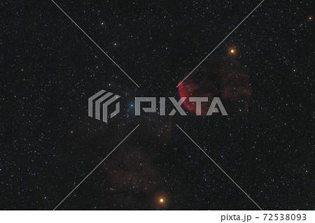 クラゲ星雲 72538093