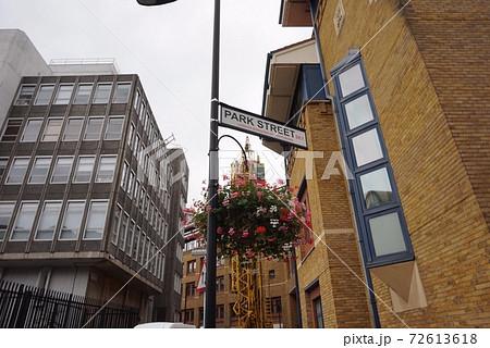 イギリスの街並みパークストリート 72613618