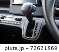 インパネシフトのセレクトレバー(AT車) 72621869