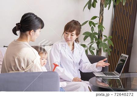小児科/赤ちゃんと医者 72640272