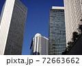 都心の空(東京都新宿区西新宿) 72663662