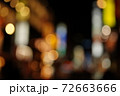 (都心の風景)夜の街 72663666