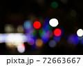 (都心の風景)夜の街 72663667