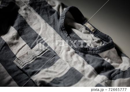ボーダー囚人服のイメージ 72665777
