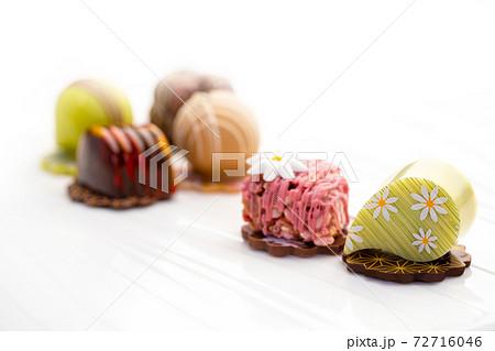 チョコレート 72716046
