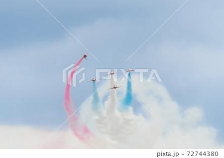 イギリス空軍レッドアローズのコークスクリュー 72744380